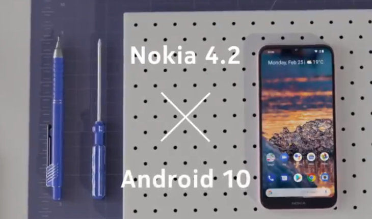Nokia 4.2 - Android 10