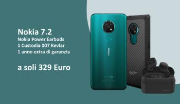 Offerta Nokia 7.2