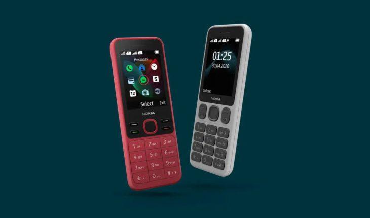 Nokia 150 e Nokia 125