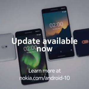 Update per Nokia 2.1