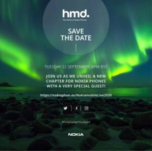 Evento HMD Global