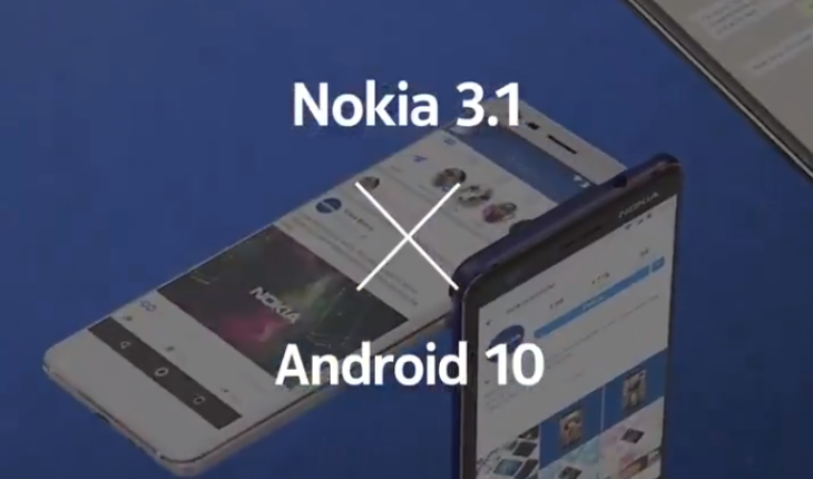 Nokia 3.1 - Android 10