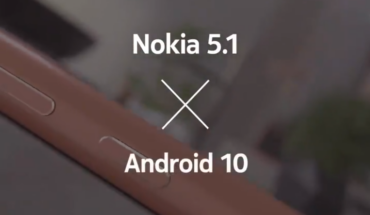 Nokia 5.1 - Android 10