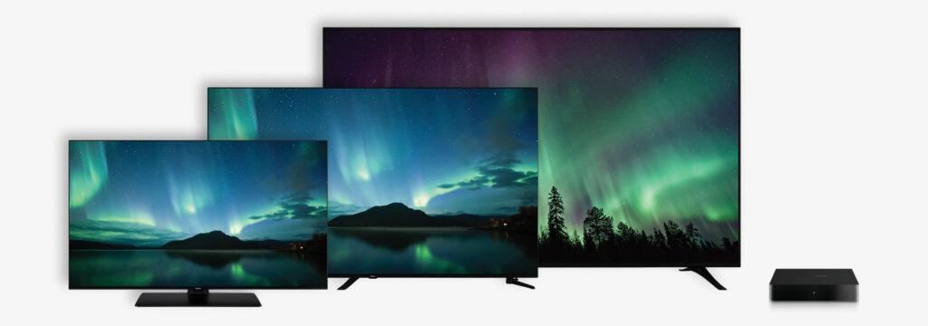 Le Smart TV e i TV Box Android a marchio Nokia arrivano in Europa