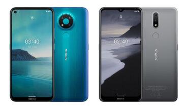 Nokia 3.4 e Nokia 2.4
