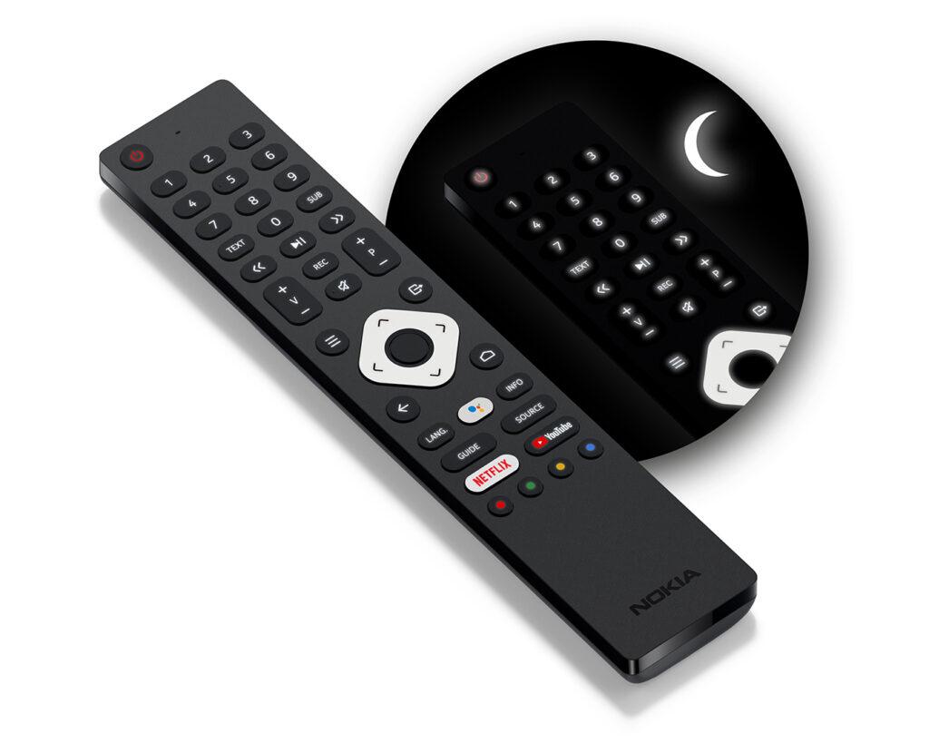 Telecomando delle Nokia Smart TV
