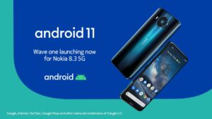 Nokia 8.3 5G - Android 11