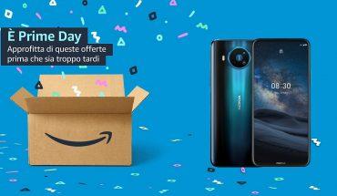 Nokia 8.3 5G - Amazon Prime Day