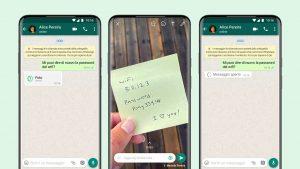WhatsApp - una volta sola