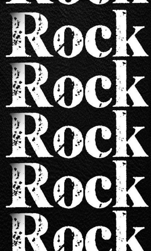 ROCK WALLPER