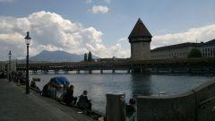 Luzern lungofiume (Maggio 2012)