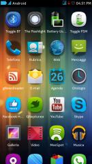 Temi Nokia N9: Android