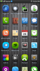 Temi Nokia N9: Faenza