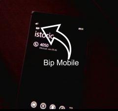Bip Mobile.