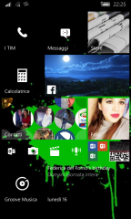 screenshot Lumia 520
