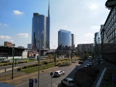 Foto scattata con Nokia 8